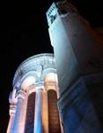 Détail de la basilique de Fourvière
