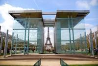 Mur de la Paix, Champ de Mars, Paris Tour Eiffel