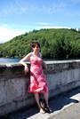 Au barrage du Chartrain à Renaison