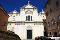 Eglise de la citadelle de Bastia