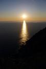Coucher de soleil au Cap Corse
