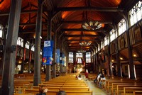 Eglise de Honfleur