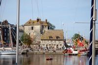 Port de plaisance de Honfleur