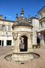 Fontaine du Pilori Saint-Jean d'Angély
