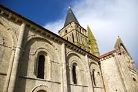 Eglise d'Aulnay de Saintonge