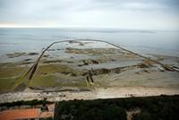 Vue depuis le Fort des Baleines