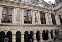 Cour de l'hôtel de ville