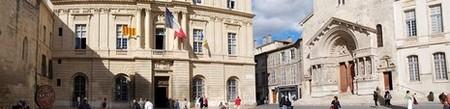 Provence et sud-ouest > Arles hôtel de ville