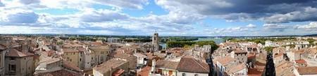 Provence et sud-ouest > Arles vue sur les toits