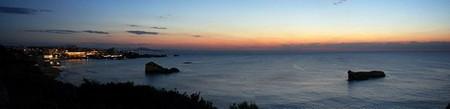 Provence et sud-ouest > Biarritz la nuit