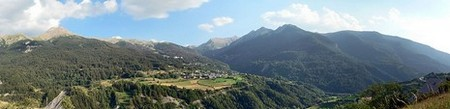 Montagne > Alpes - Les Orres, vallée