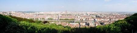 Lyon > Vue depuis Fourvière