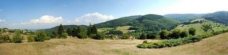 Roannais - Brionnais - Allier > Les monts de la Madeleine depuis Saint-Bonnet des Quarts