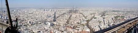 Paris > Vue depuis la tour Montparnasse