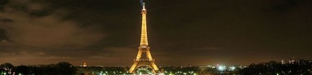 Paris > Tour Eiffel la nuit