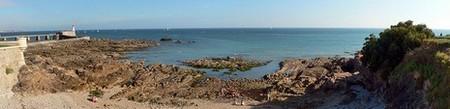 Vendée > Les Sables d'Olonne - Côte rocheuse