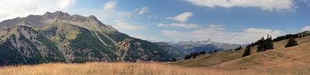 Montagne > Alpes - Saint-Véran, pistes de ski en été