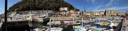 Provence et sud-ouest > San Sebastian, le port